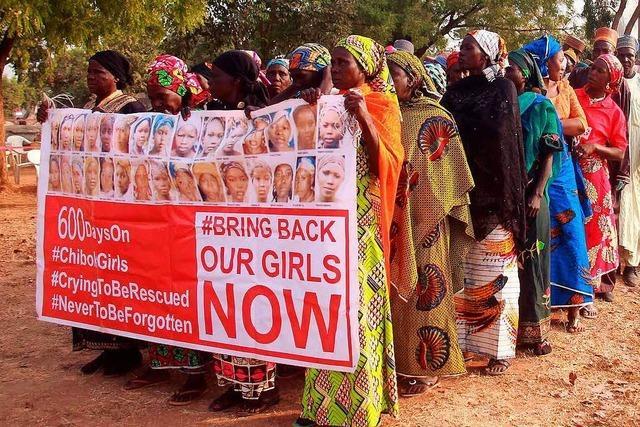 Ehemalige Geiseln von Boko Haram erzählen von ihrer Gefangenschaft