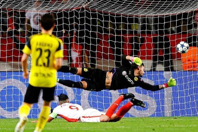 Champions-League: BVB schafft kein Wunder