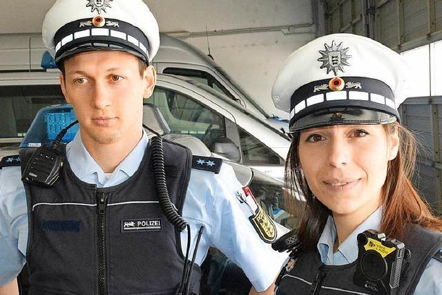 Körperkameras sollen Polizei in Weil am Rhein vor Übergriffen schützen