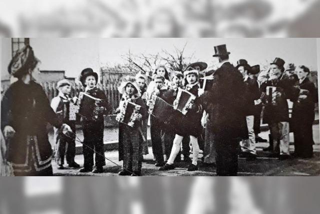 Akkordeonverein wird 80 Jahre alt