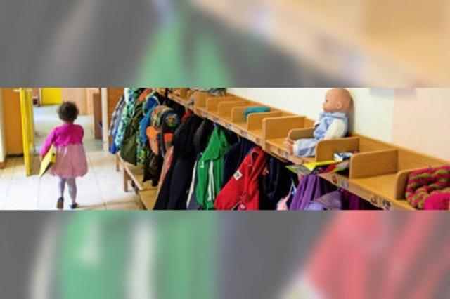 Stadt plant neuen Kindergarten