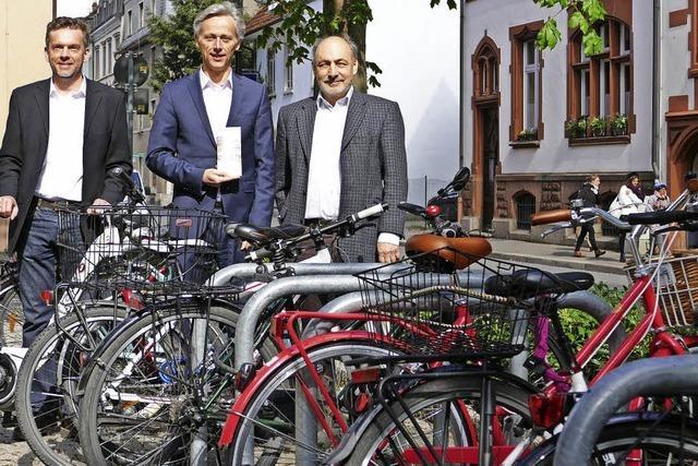 Ein Jubiläum und vier Monate Fahrradpower