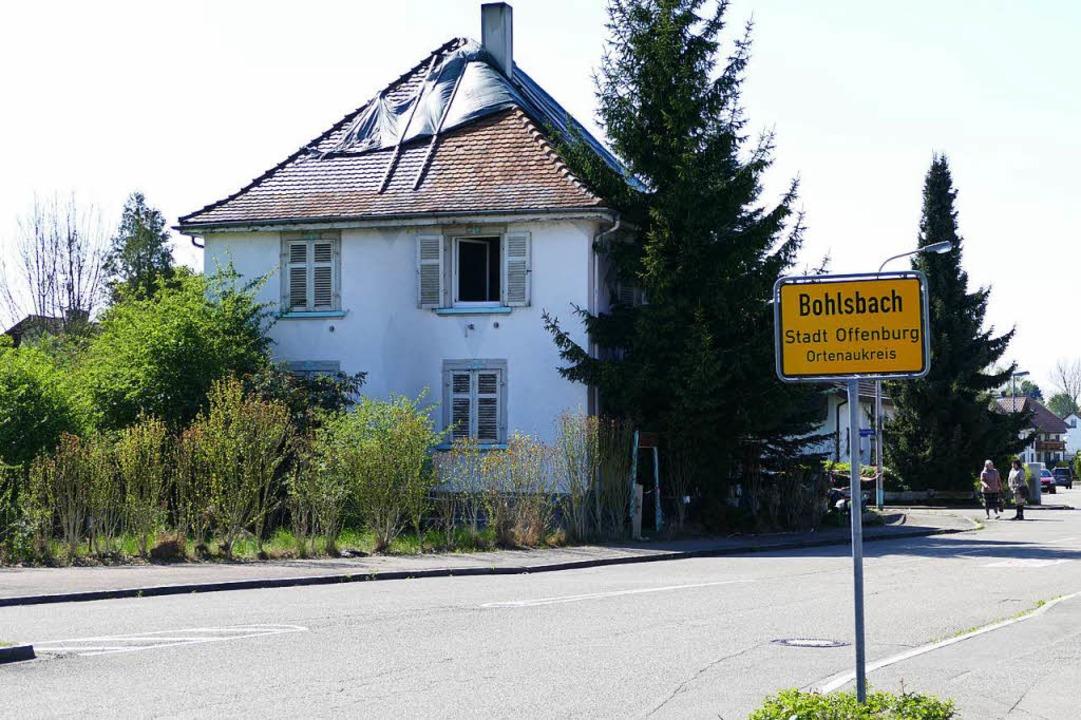 Auf dem Areal in der Bachstraße kommt es seit drei Nächten zu Bränden.  | Foto: Helmut Seller