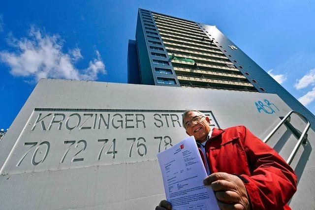 Mieten steigen bei 1800 Wohnungen in Freiburg