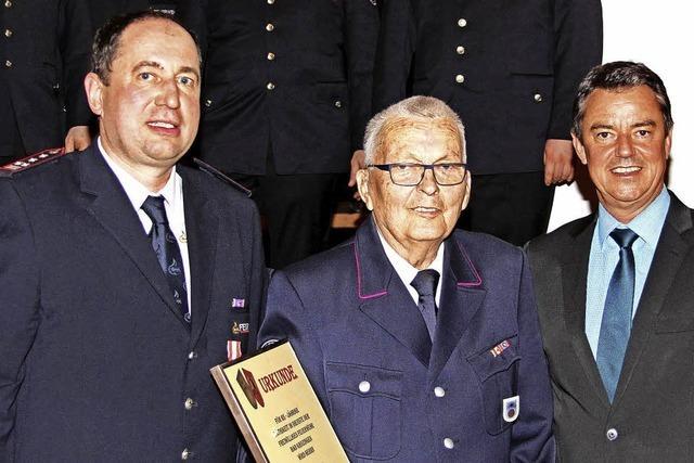 Rekordjahr für Bad Krozinger Feuerwehr