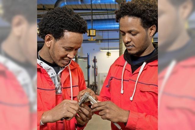 Weniger Ein-Euro-Jobs für Flüchtlinge
