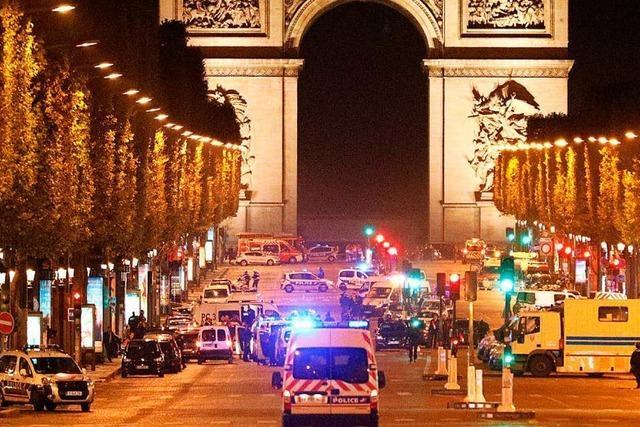 Polizist in Paris getötet: IS reklamiert Attacke für sich