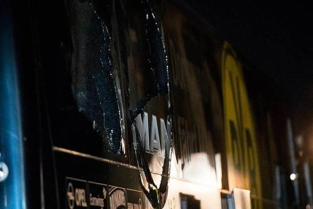 Anschlag auf BVB-Mannschaftsbus: 28-Jähriger aus dem Schwarzwald festgenommen
