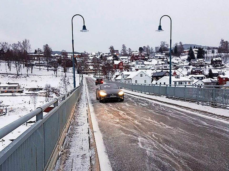 In Lillehammer  | Foto: Claudia Wörner