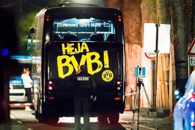Angriff auf BVB-Bus: Festnahme im Südwesten - Was wir wissen und was nicht