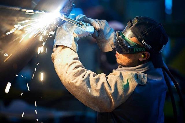 Mehr Aufträge, mehr Umsatz – es brummt in Südbadens Industrie