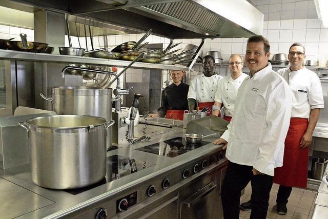 Weitere Investitionen in Restaurant und Hotel