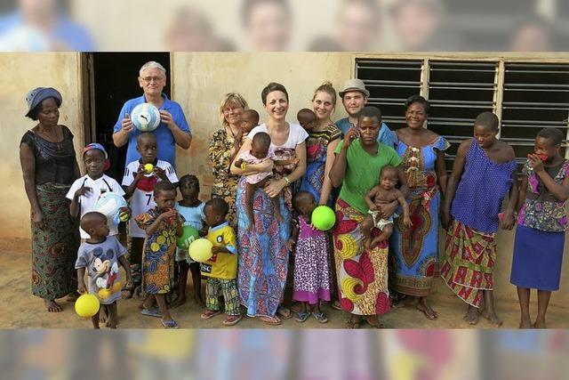 Kippenheimer Verein hilft in Benin