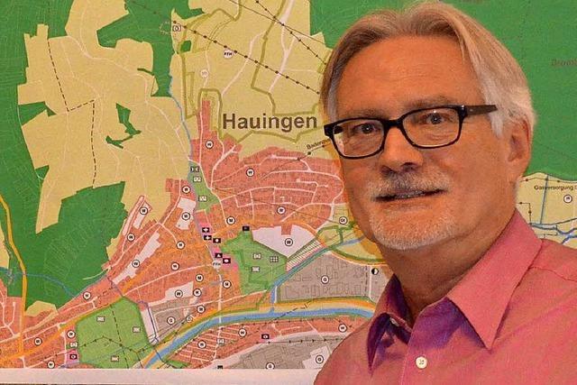 Günter Schlecht kündigt Rückzug aus Lörracher Kreistag an