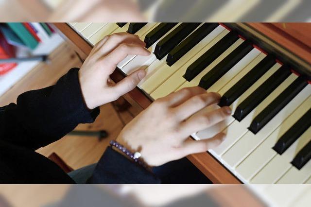 Musikernachwuchs misst sich