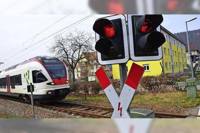 Bahnhalt Schlattholz: Ende Juni soll Bau beginnen