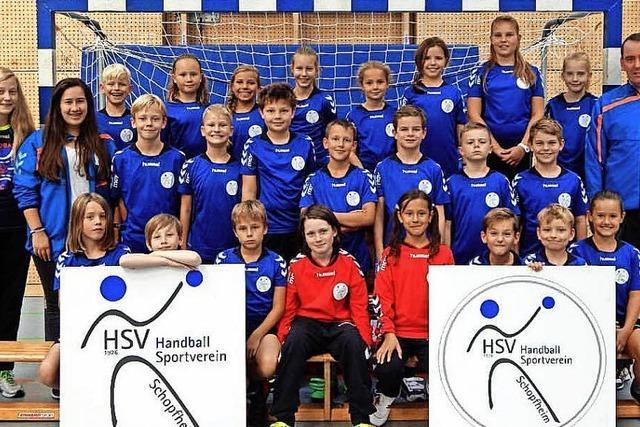 Stolz auf die Jugendarbeit beim HSV