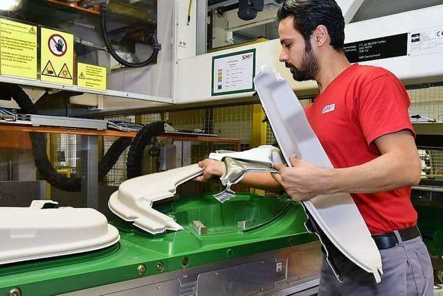 Dank indischer Firma blüht die Bötzinger Peguform auf