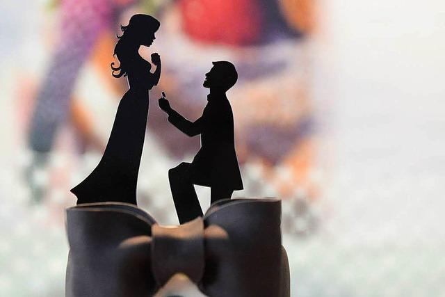 Fast alle Schnapszahl-Heiratstermine 2017 in Freiburg sind weg