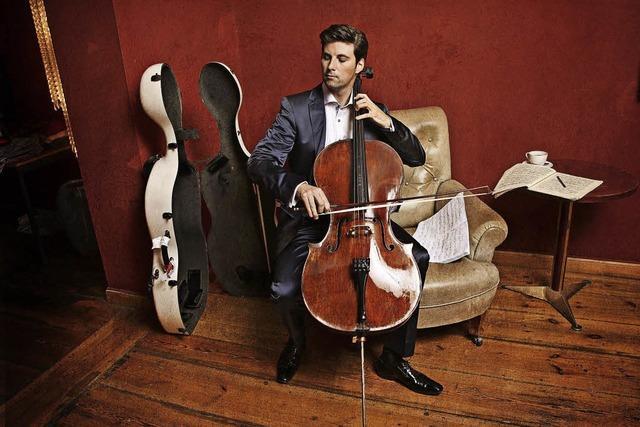 Cellist Daniel Müller-Schott kommt mit dem Georgischen Kammerorchester Ingolstadt in die Oberrheinhalle