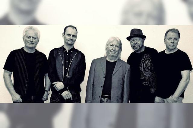 Larry Garner & Norman Beaker Band