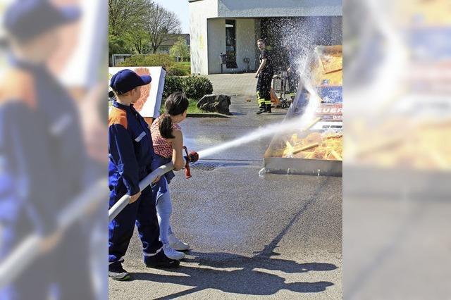 Feuerwehr will Interesse der Jugend wecken