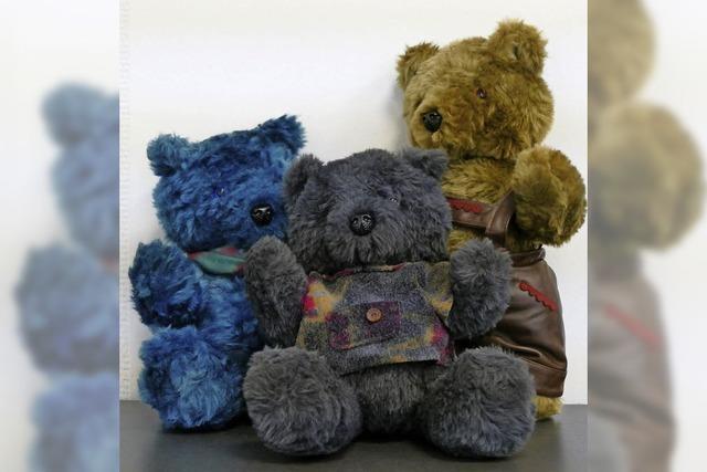 Mit Teddybären die Zeit in der Klinik verkürzen