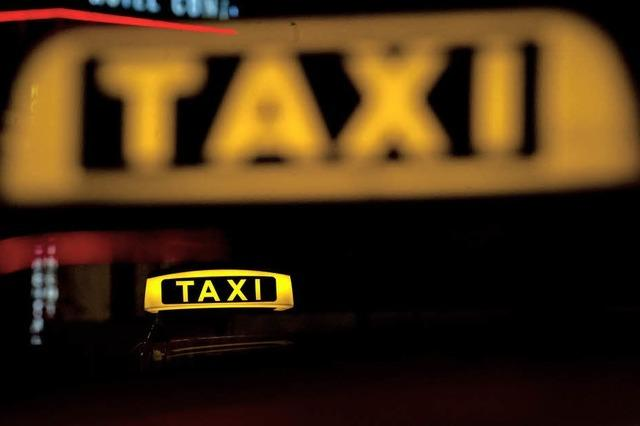 Fifty-Fifty-Taxi soll den ÖPNV fördern