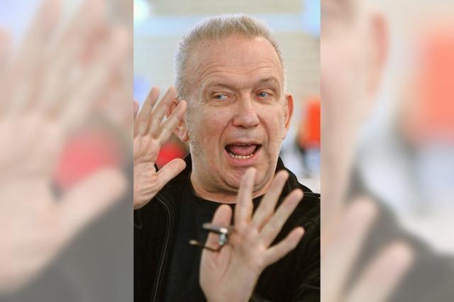 Der Exzentriker Jean Paul Gaultier wird 65