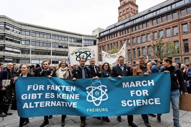 Demos für die Wissenschaft