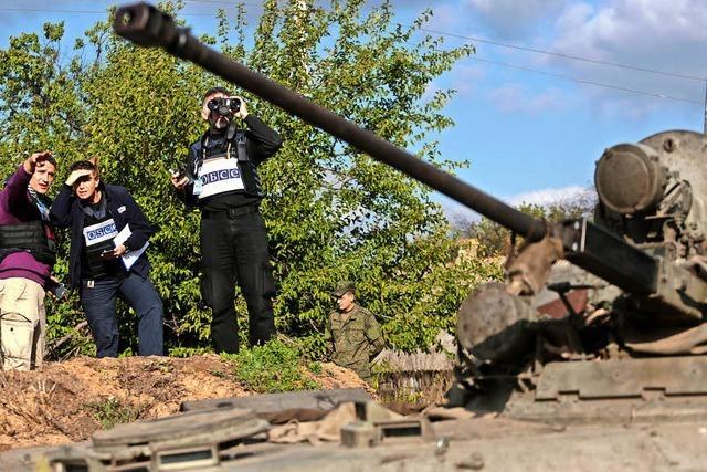OSZE-Beobachter getötet