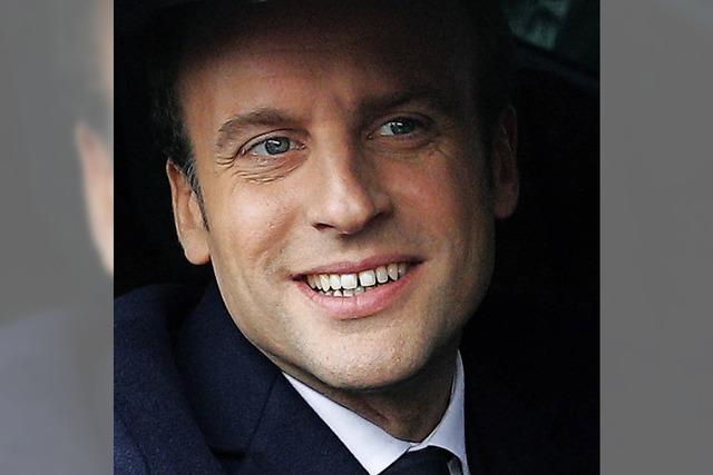 Bei der Präsidentenwahl in Frankreich jubelt nur das Macron-Lager