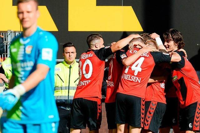 Analyse: SC Freiburg erarbeitet sich neue Perspektiven
