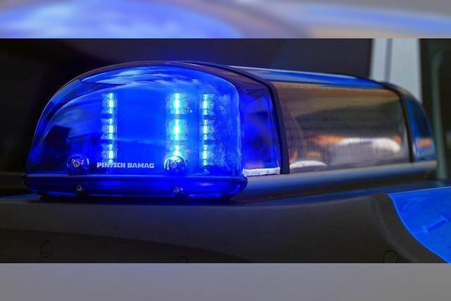 Tödlicher Verkehrsunfall auf der Landstraße 157