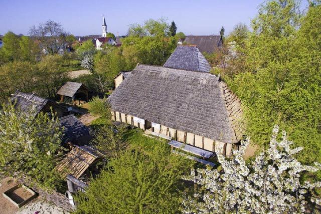 Vörstetter Alamannenmuseum eröffnet Saison