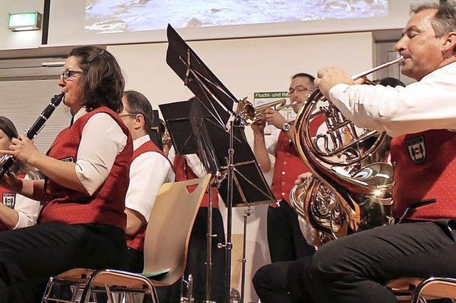 Musikverein bietet Hits aus aller Welt