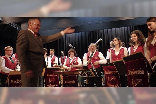 Toller Einstieg für neuen Dirigenten
