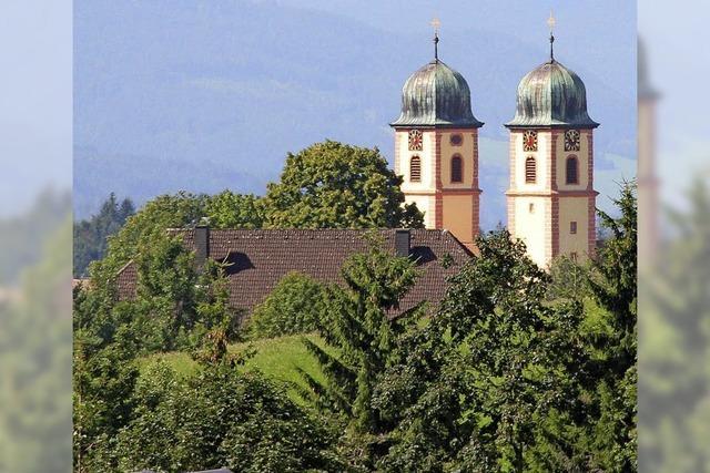 Die Pfarr- und Wallfahrtskirche in St. Märgen wird geschlossen