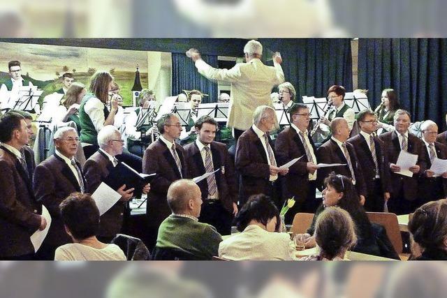 Von der Polka bekommen die Zuhörer nicht genug