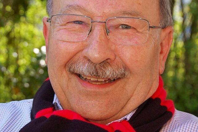 Helmut Müller aus Lahr: