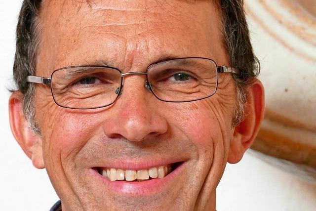 Oliver Simon soll neuer Rektor werden