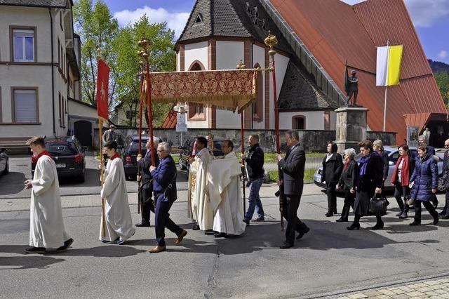 Bleibacher feierten Schutzpatron Georg
