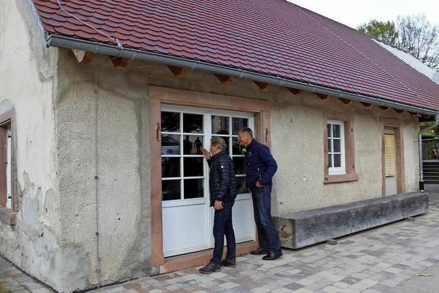 Verein Kräuterdorf nutzt Gartenstube