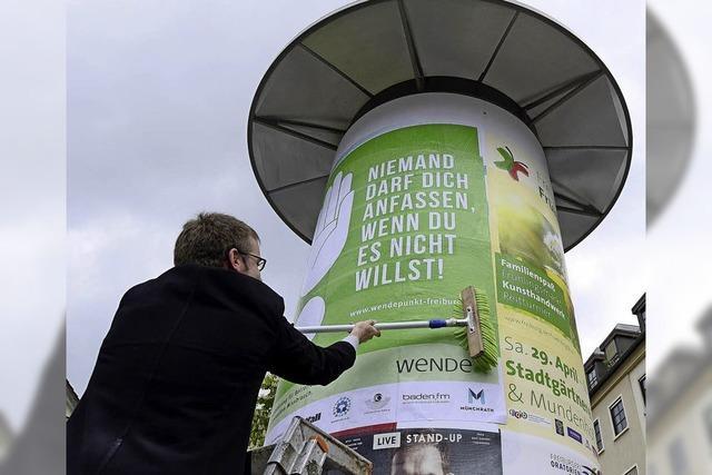 """Verein Wendepunkt gewinnt Wettbewerb """"Gute Tat mit Plakat"""""""