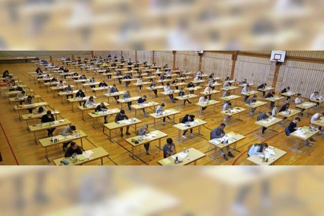 116 Schüler wollen das Abi