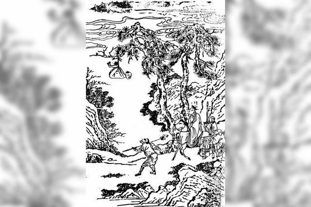 Eva Lüdi Kong zur Übersetzung des chinesischen Romans
