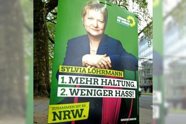 NRW-Grüne zittern um Einzug in Landtag