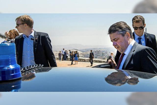 Eklat zwischen Netanjahu und Gabriel