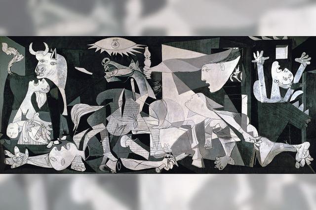Vor 80 Jahren wurde Guernica bombardiert