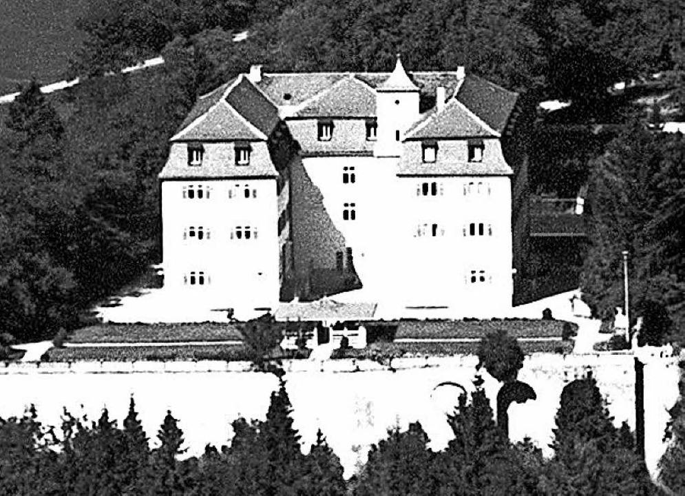 Grafeneck, 1930er Jahre  | Foto: Gedenkstätte Grafeneck